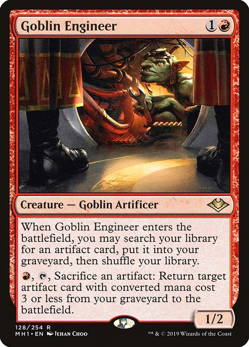 Goblin Engineer (MH1)