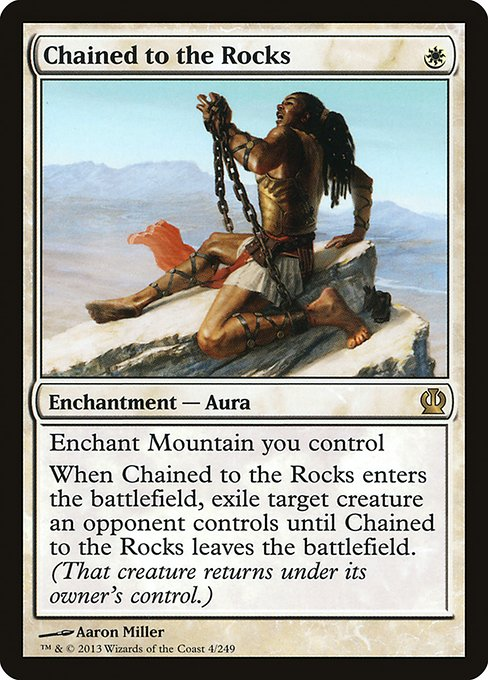 Chained to the Rocks (THS)