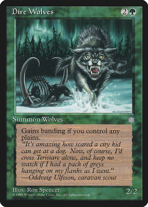 Dire Wolves (ICE)