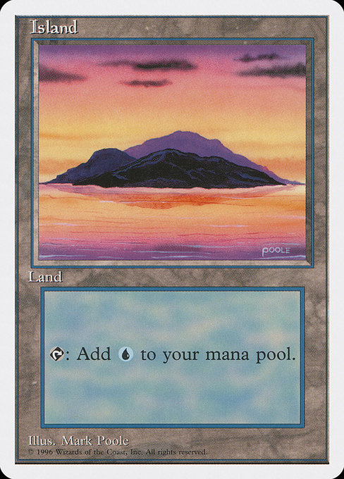 Island - Introductory Two-Player Set