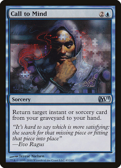 Call to Mind (M11)