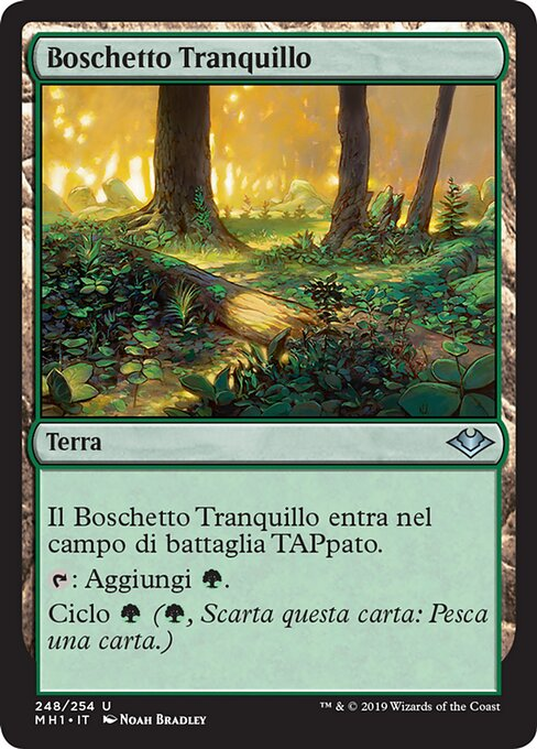 Tranquil Thicket (MH1)