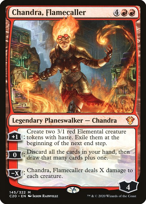 Chandra, Flamecaller (C20)