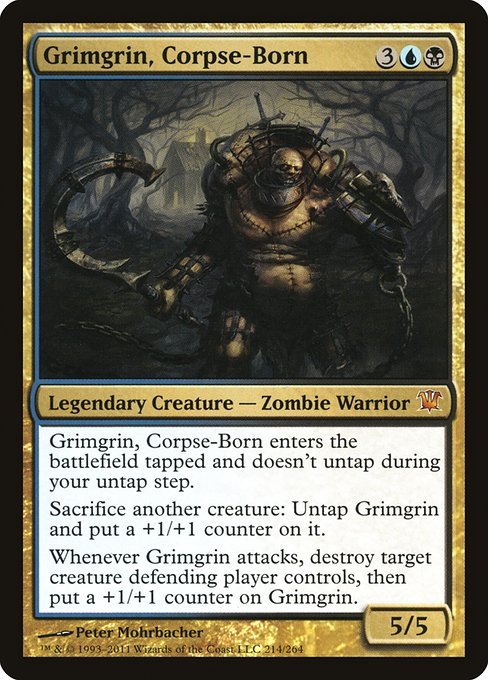 Grimgrin, Corpse-Born (ISD)
