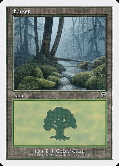 Forest - Seventh Edition