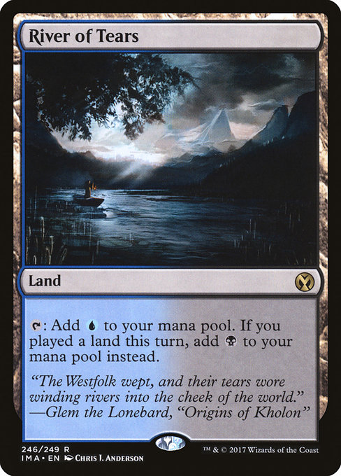 River of Tears - Buy MTG Cards