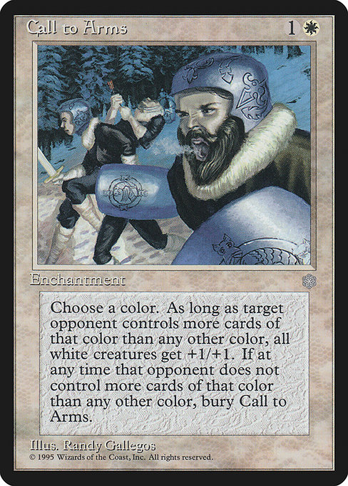 Call to Arms (ICE)