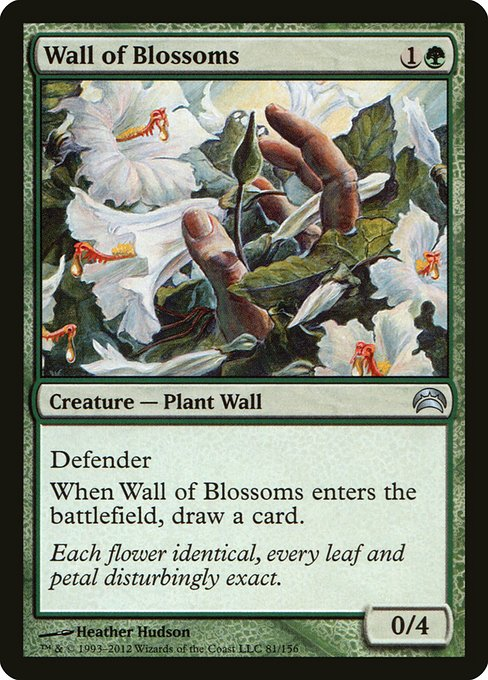 Wall of Blossoms (PC2)