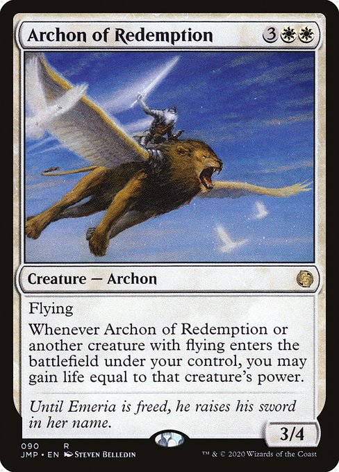 Archon of Redemption (JMP)