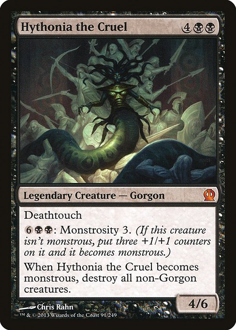 Hythonia the Cruel (THS)