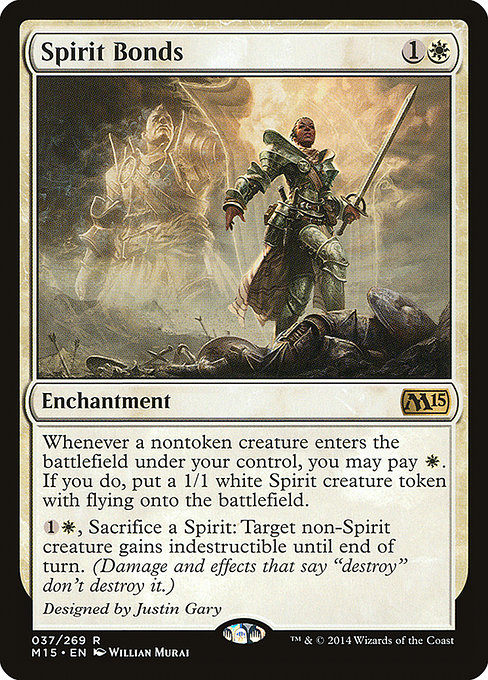 Spirit Bonds (M15)