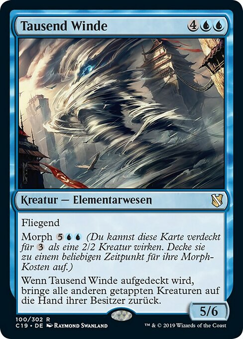 Thousand Winds (C19)
