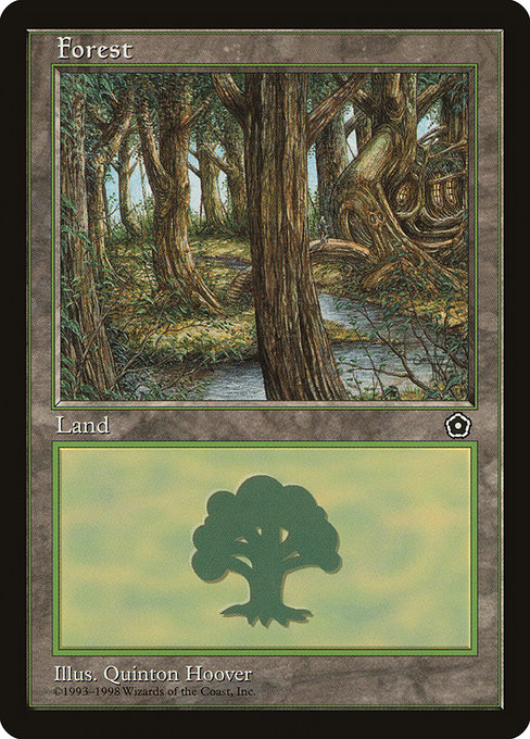 Forest - Portal Second Age