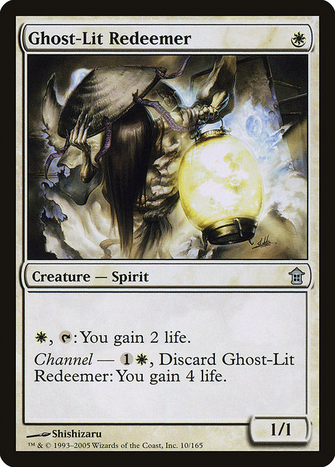 Ghost-Lit Redeemer (SOK)