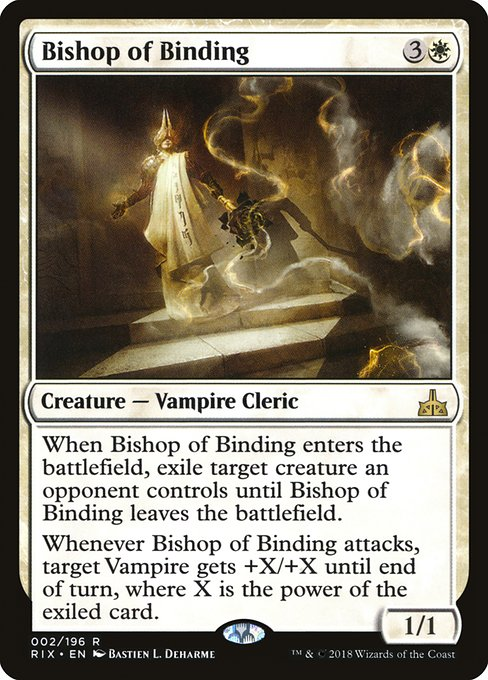 Bishop of Binding (RIX)