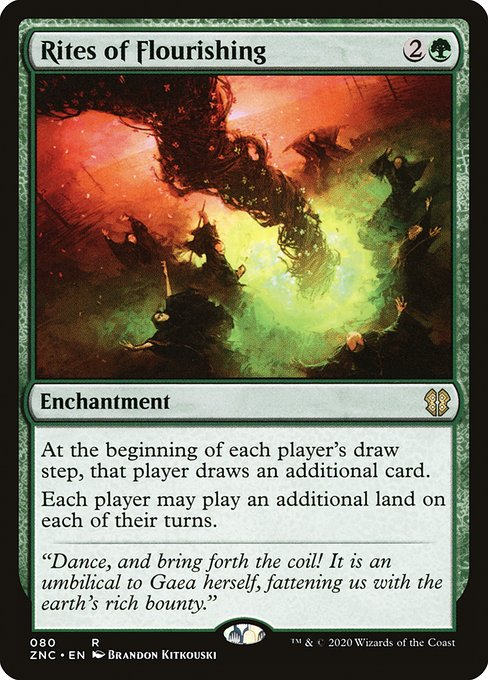 Rites of Flourishing (ZNC)