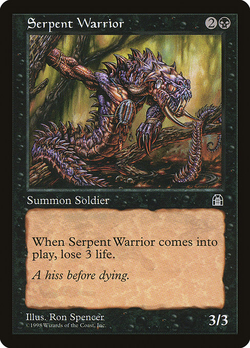 Stronghold (STH) · Scryfall Magic: The Gathering Search