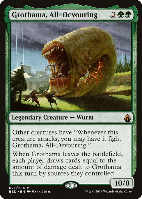 Grothama, All-Devouring (BBD)