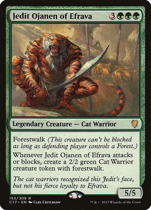 EDHREC - Cat Tribal