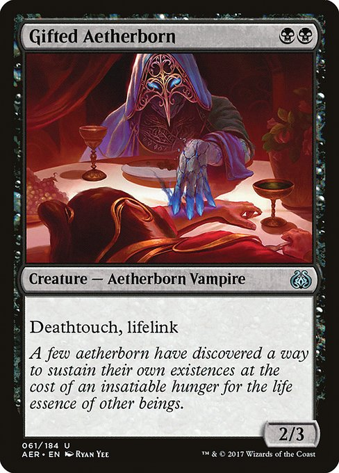 Gifted Aetherborn (AER)