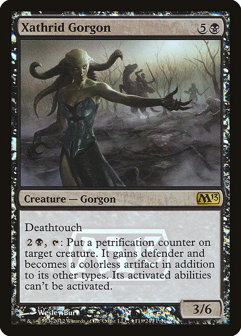 Xathrid Gorgon (PM13)