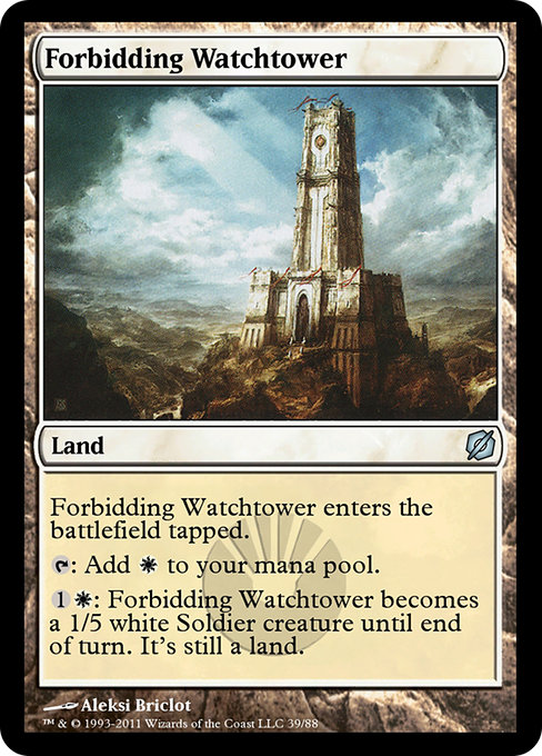 Forbidding Watchtower (TD2)
