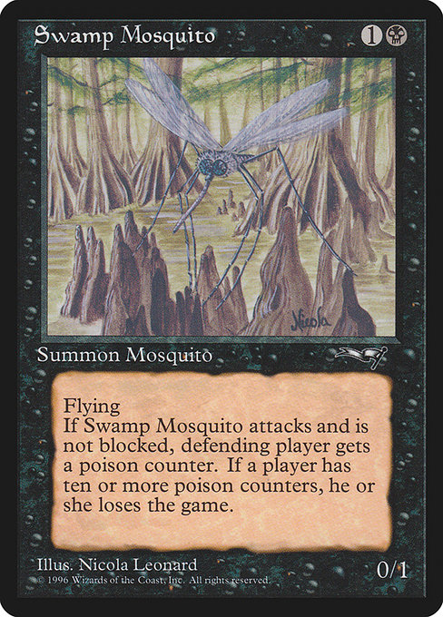 Swamp Mosquito (ALL)