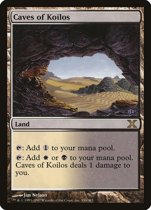 Caves of Koilos (10E)