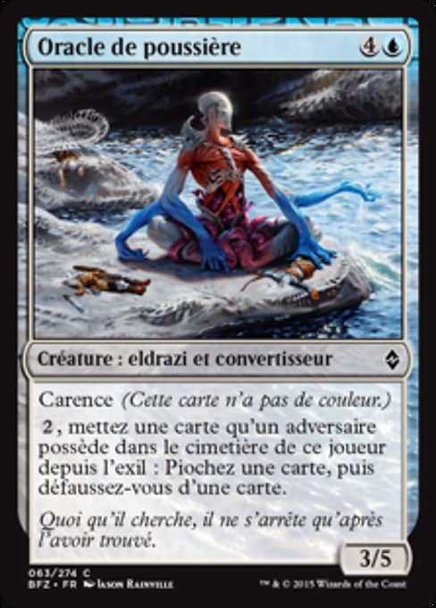 Oracle of Dust (BFZ)