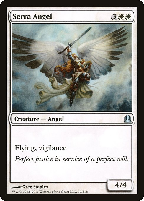 Serra Angel (CMD)