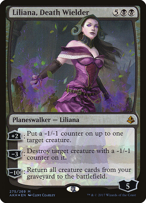 Liliana, Death Wielder (AKH)