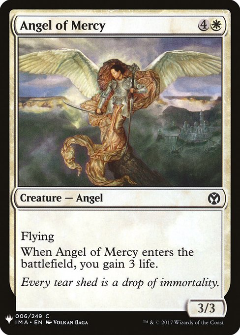 Angel of Mercy (MB1)