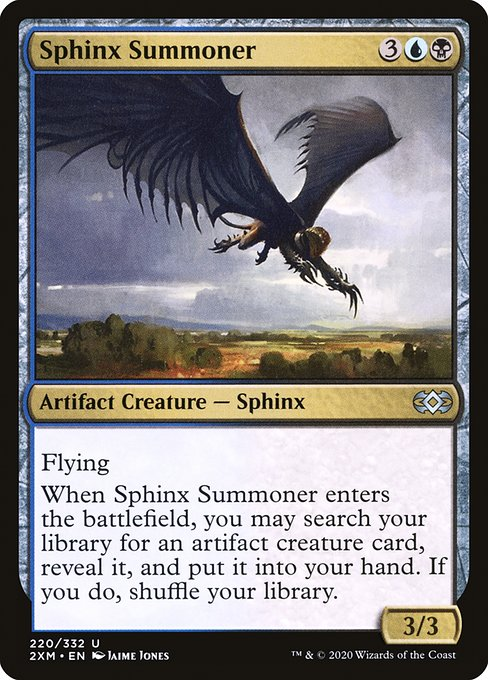 Sphinx Summoner (2XM)