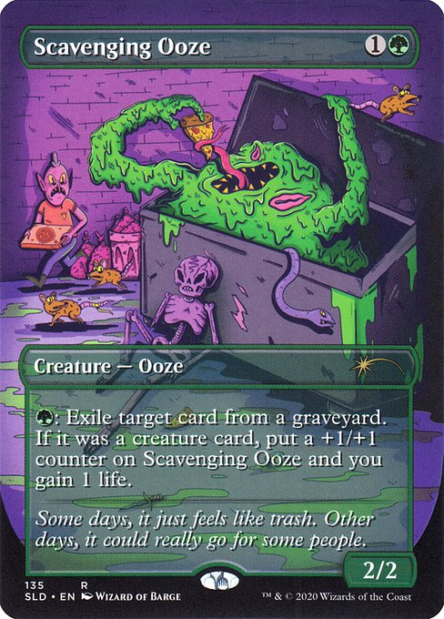 Scavenging Ooze (SLD)