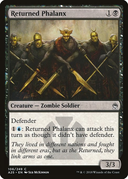 Returned Phalanx (A25)