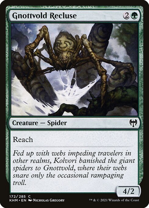 Gnottvold Recluse (KHM)