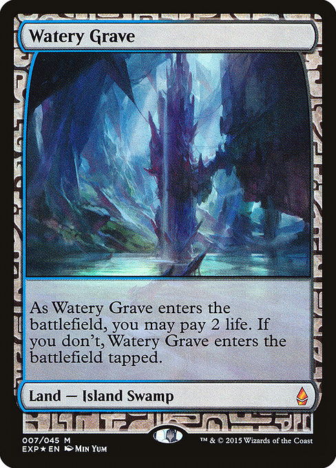Watery Grave (EXP)