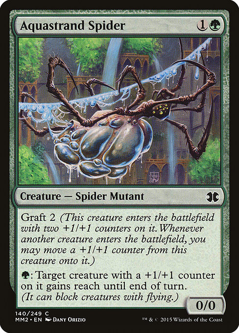 Aquastrand Spider (MM2)
