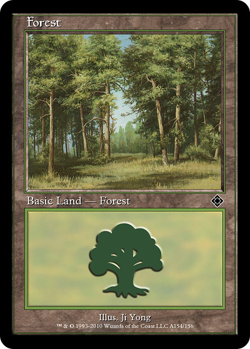 Forest (TD0)