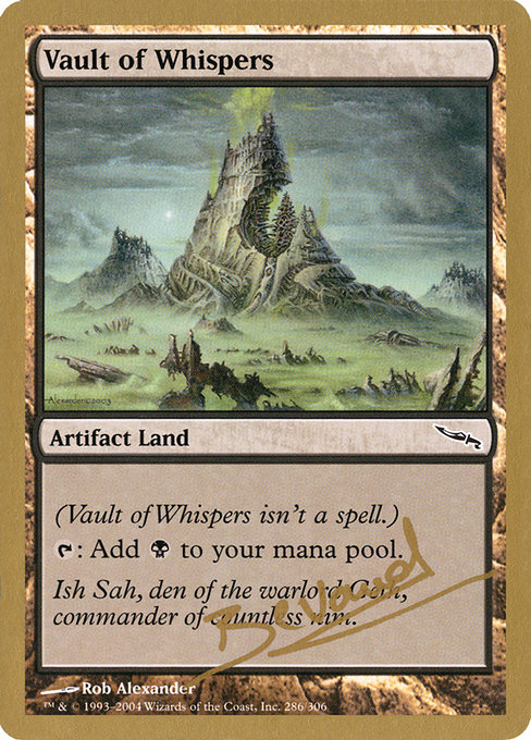 Vault of Whispers (WC04)