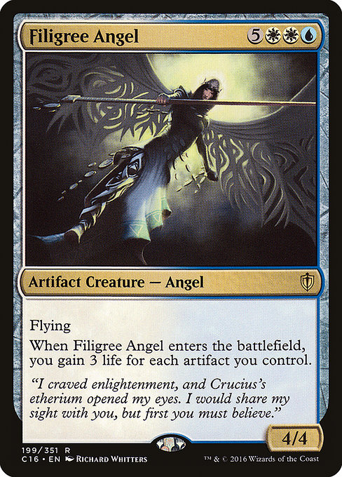 Filigree Angel (C16)