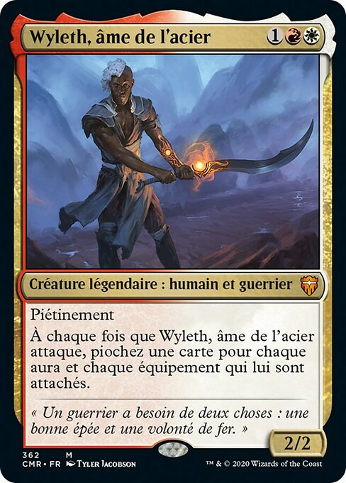 Wyleth, Soul of Steel (CMR)
