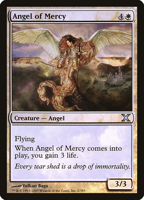 Angel of Mercy (10E)