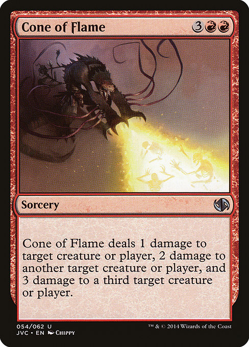 Cone of Flame (JVC)