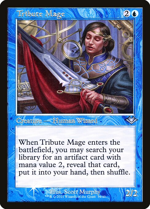 Tribute Mage (H1R)