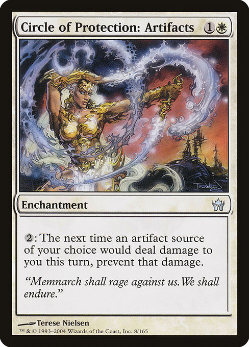 Circle of Protection: Artifacts (5DN)