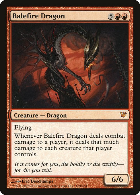 Balefire Dragon (ISD)