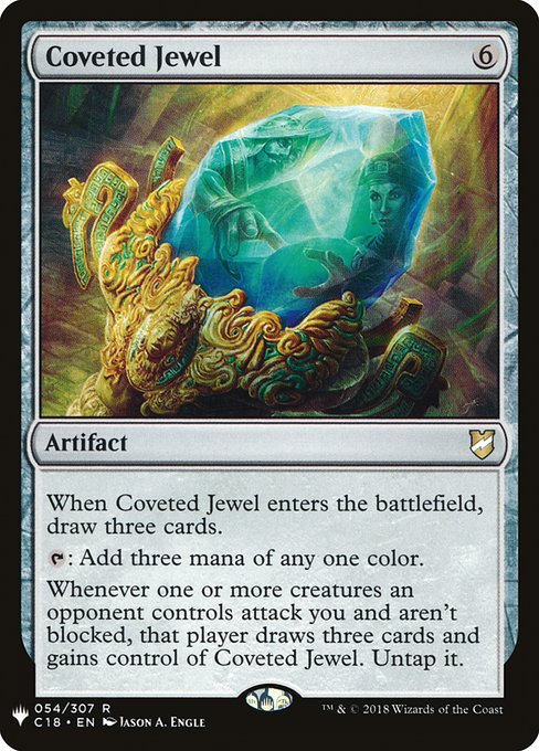 Coveted Jewel (MB1)