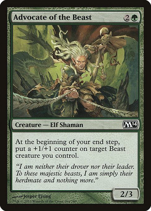Advocate of the Beast (M14)