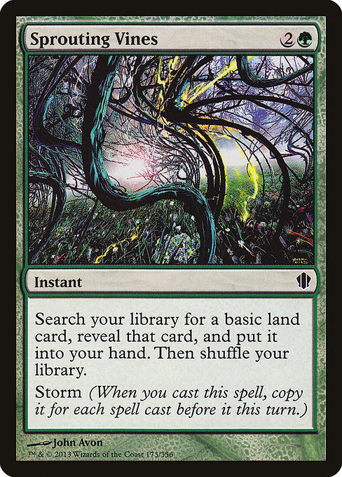 Sprouting Vines - Buy MTG Cards